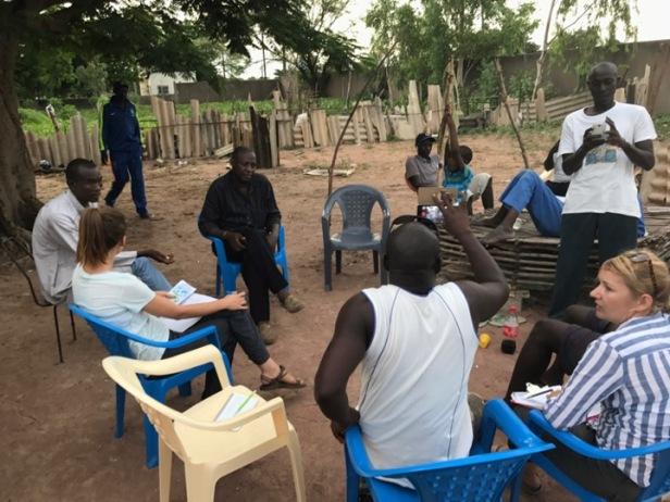Senegal collaborator meeting