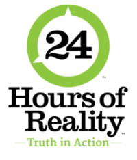 24 hrs. of reality logo